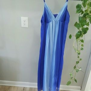 Oscar De LA Renta Long Nightgown